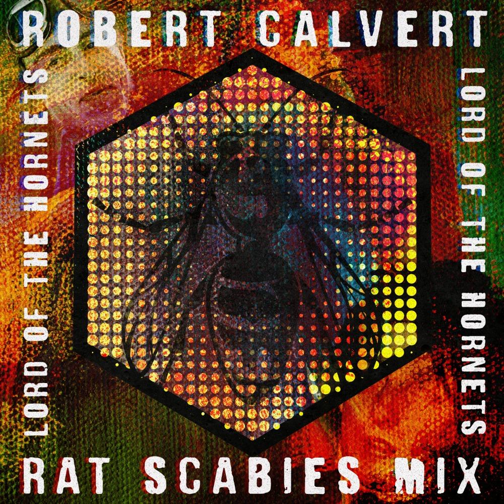 Robert Calvert - Lord Of The Hornets (Rat Scabies Mix)