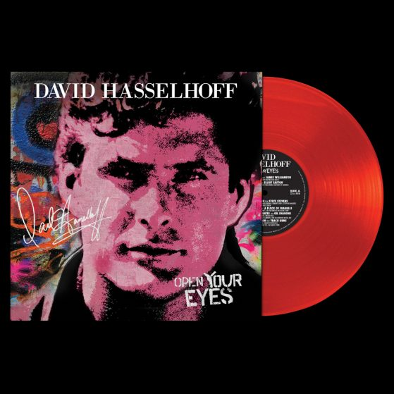 DAVID HASSELHOFF – OPEN YOUR EYES