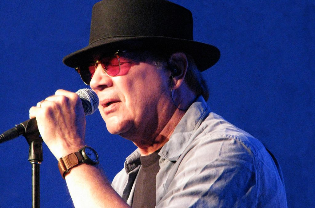Mitch Ryder Rips Through The Sonics' 'Santa Claus' on Christmas Album: Video Premiere