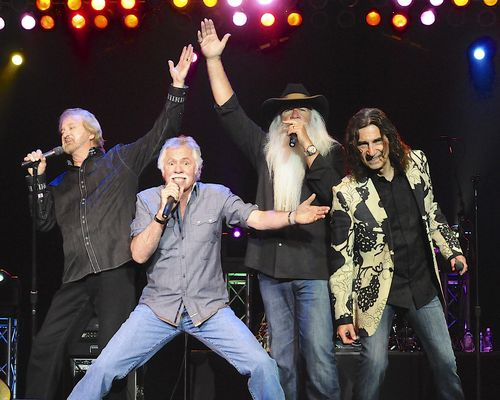 Oak Ridge Boys - Cruise
