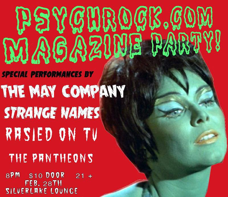 PsychRock.com - Party