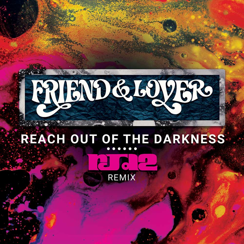 Friend & Lover - Reach out of the Darkness (RJD2 Remix)