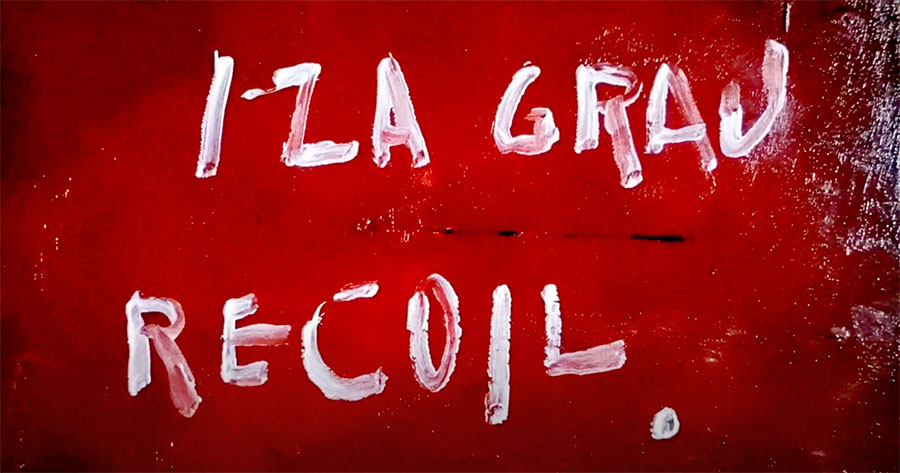"Iza Grau ""Recoil"" (Music Video)"