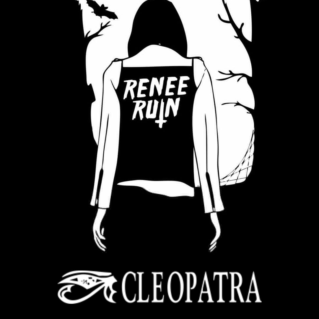 RUIN RADIO CLEOPATRA RECORDS PLAYLIST - Guest curated by Renee Ruin