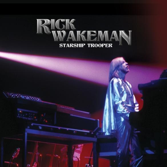 "Keyboard Legend Rick Wakeman To Release ""Starship Trooper"" Compilation Feat. Steve Hillage, Nik Turner, Steve Howe, William Shatner and Others!"
