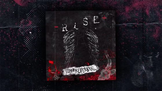 One year ago this month, Tom Keifer's RISE was released!