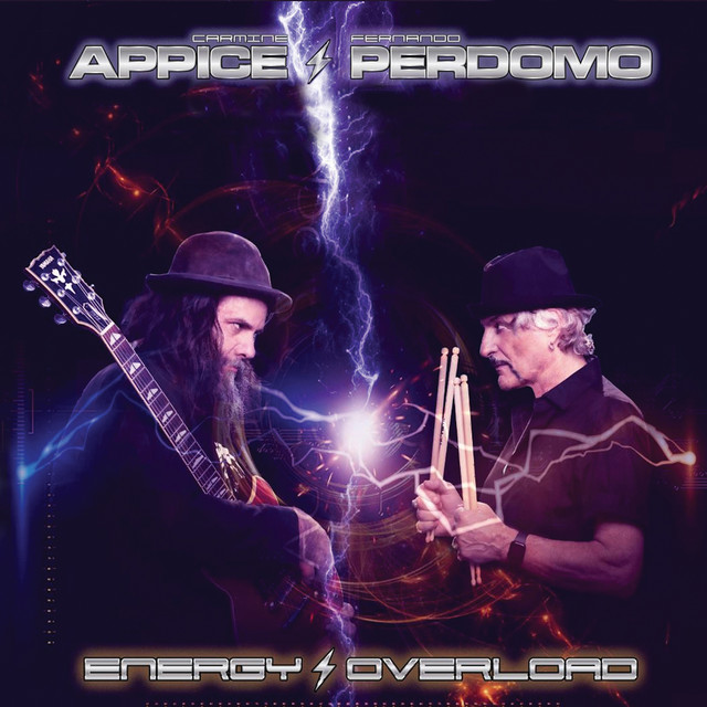 CARMINE APPICE & FERNANDO PERDOMO PROJECT- ENERGY OVERLOAD