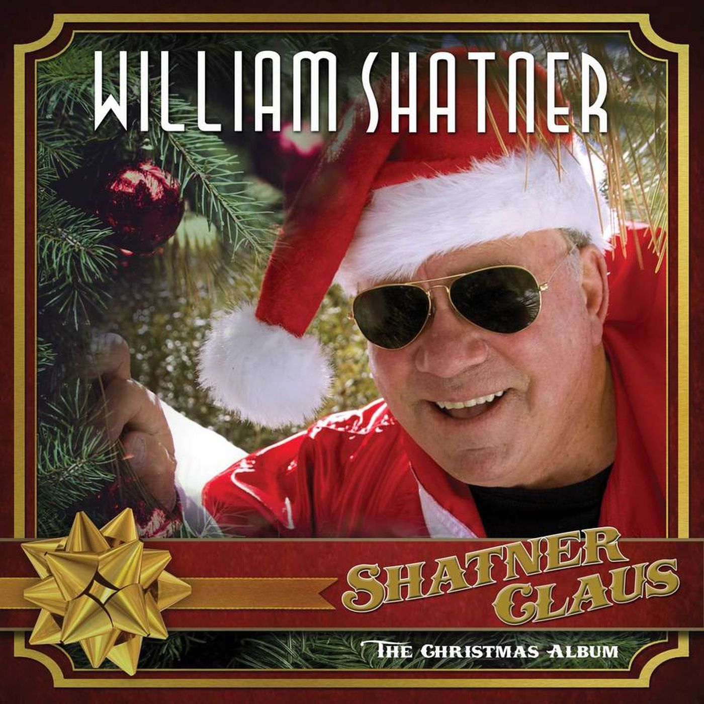 William Shatner teams with Henry Rollins for a ridiculous take on 'Jingle Bells'