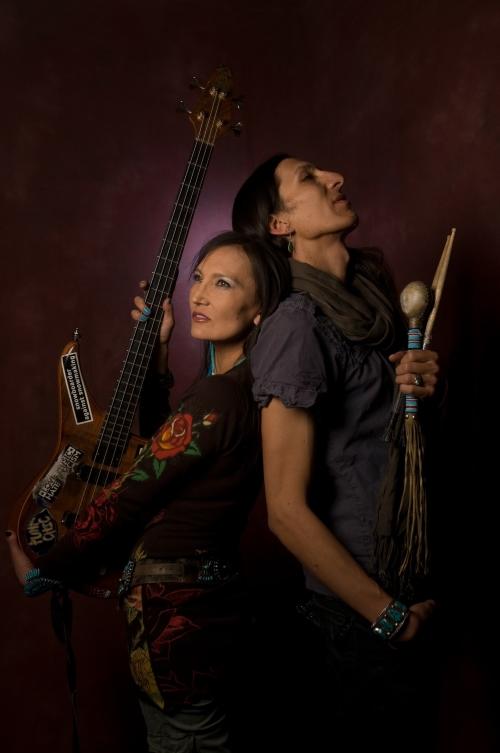Native American Rock Band Sihasin Gets Naughty In Hyundai's New Holiday Sales Ad Campaign!