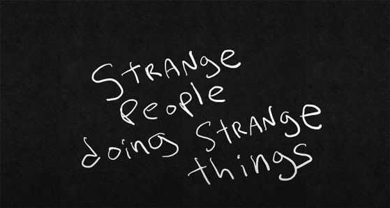 "Powerman 5000 ""Strange People Doing Strange Things"" (Music Video)"