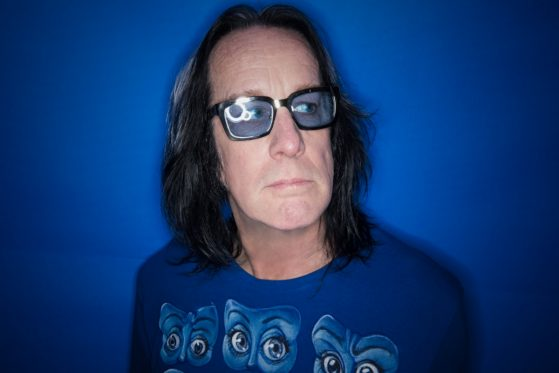 Todd Rundgren Plots 'Clearly Human' Multi-City Virtual Tour