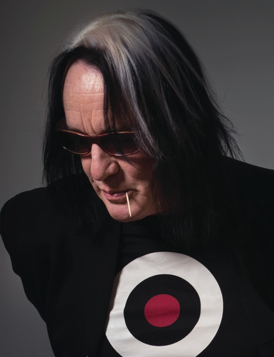 "Todd Rundgren Announces ""The Individualist"" World Tour Presented By SiriusXM"