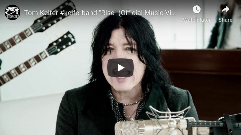 Tom Keifer - Rise (Video)