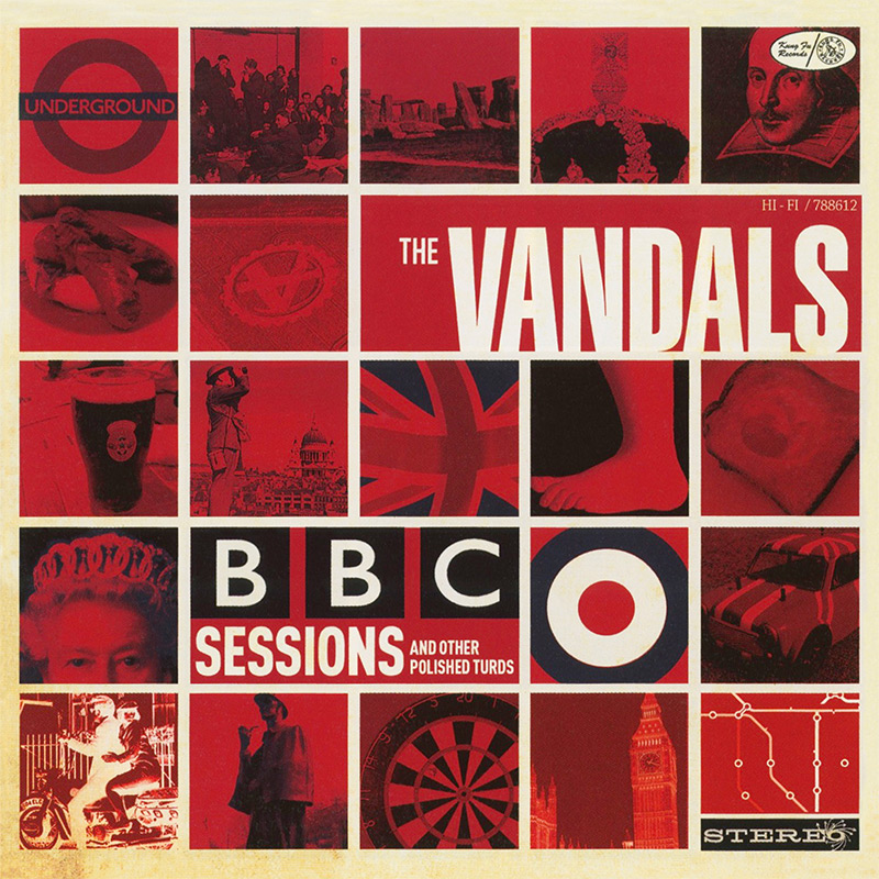 The Vandals – BBC Sessions and Other Polished Turds