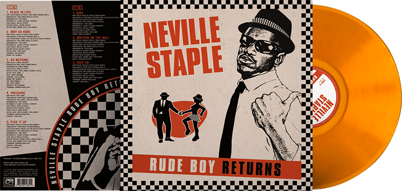Neville Staple - Rude Boy Returns