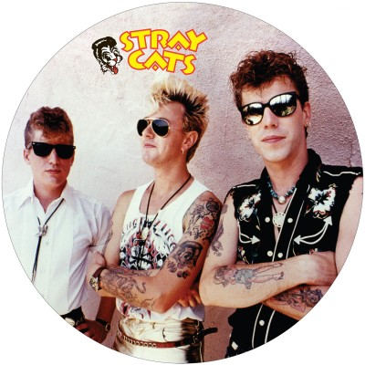 Stray Cats - Rockabilly Strut