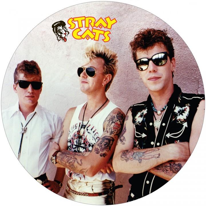 Stray Cats - Rockabilly Strut