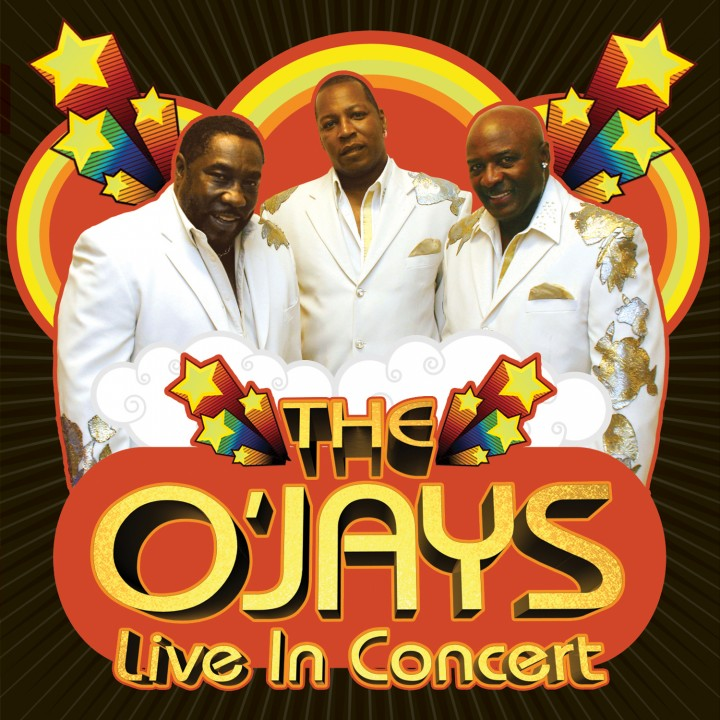 The O'Jays - Live In Concert