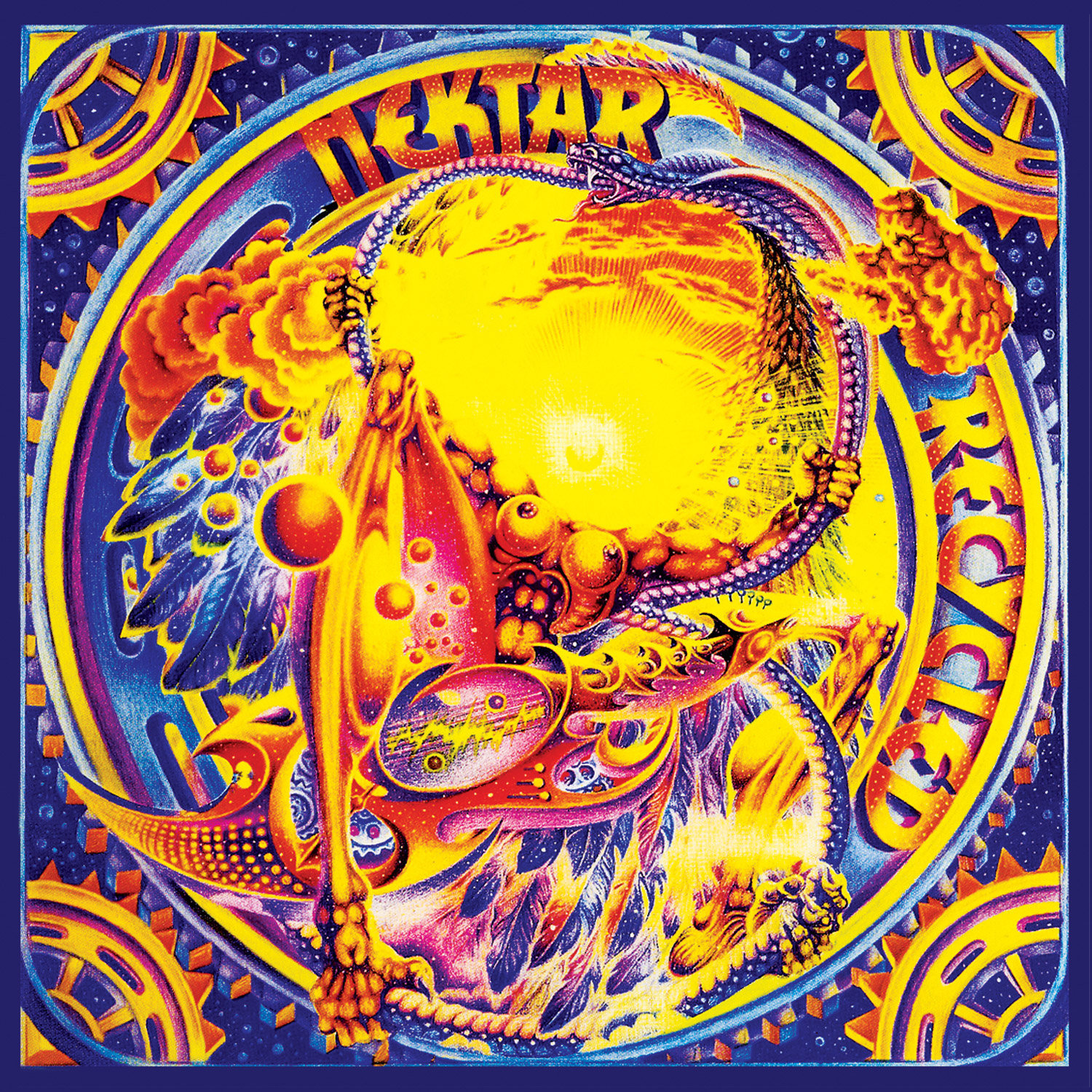 Nektar Recycled Deluxe Edition Cd Cleopatra