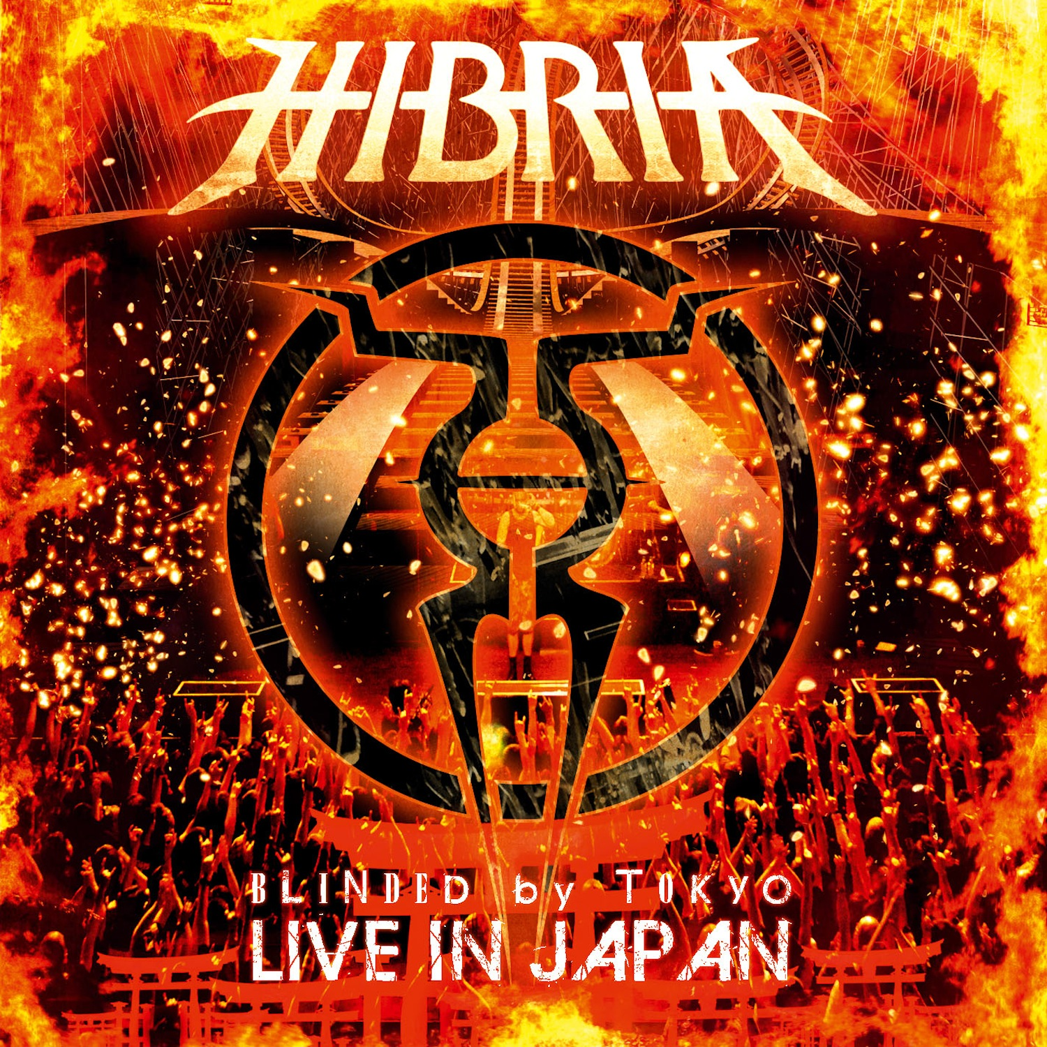 Hibria - Blinded By Tokyo - Live In Japan