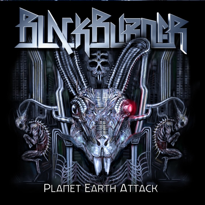 Blackburner - Planet Earth Attack - Review