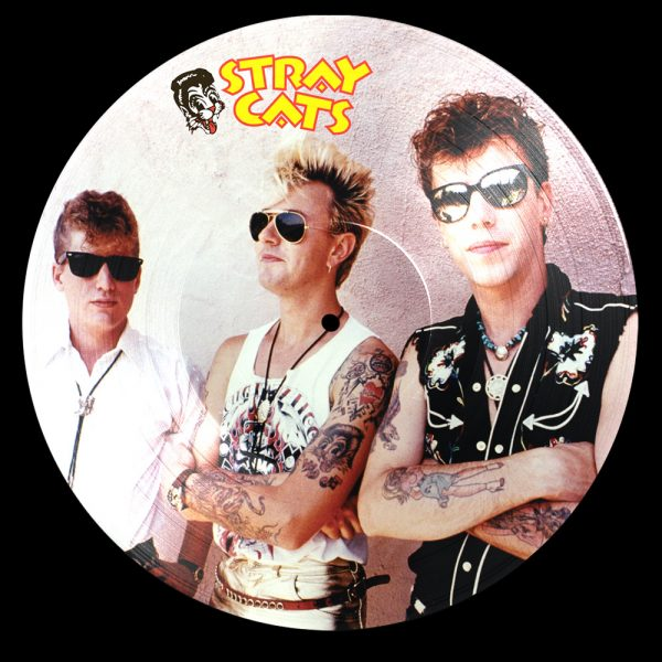 Stray Cats - Rockabilly Strut (PD)