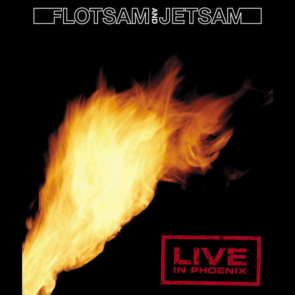Flotsam & Jetsam Live in Phoenix