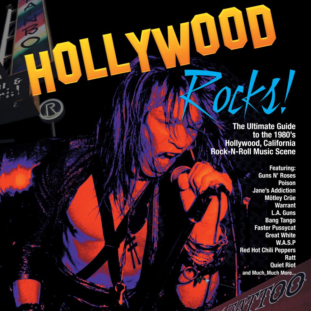 Hollywood Rocks! (hardback)