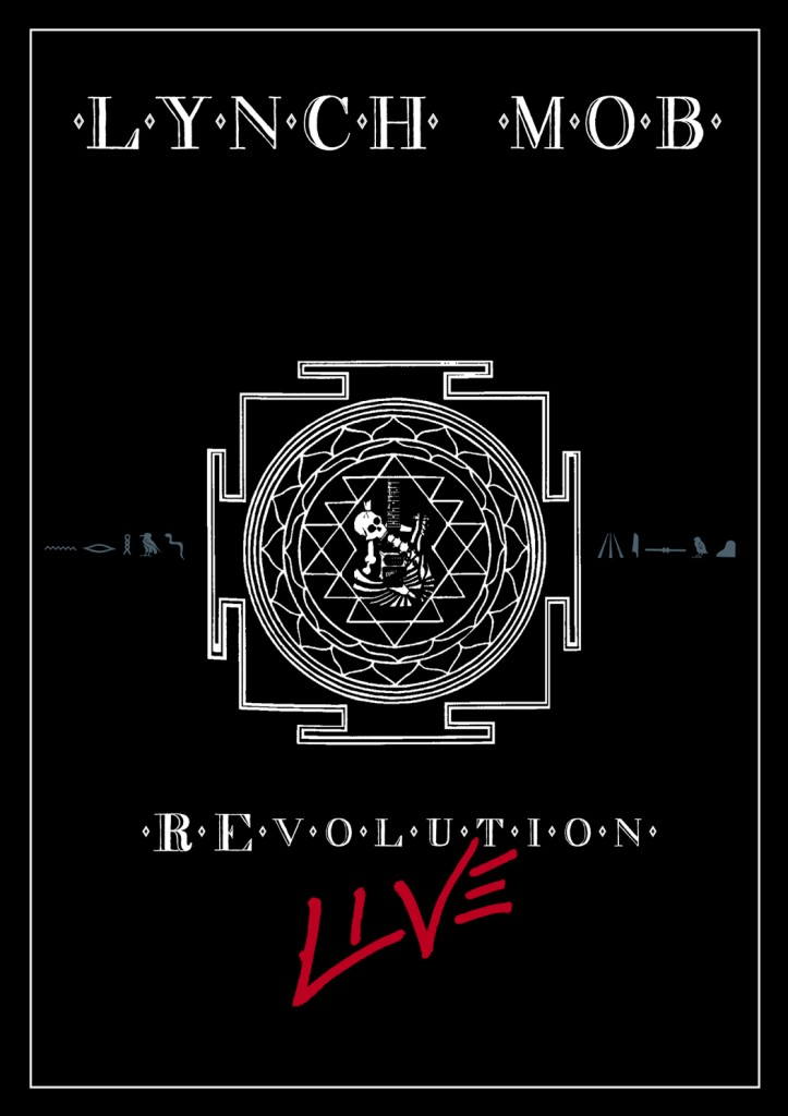 Lynch Mob - Revolution Live!
