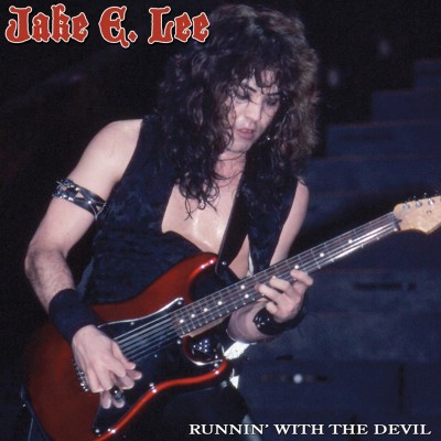 Jake E. Lee - Runnin' With The Devil (LP)