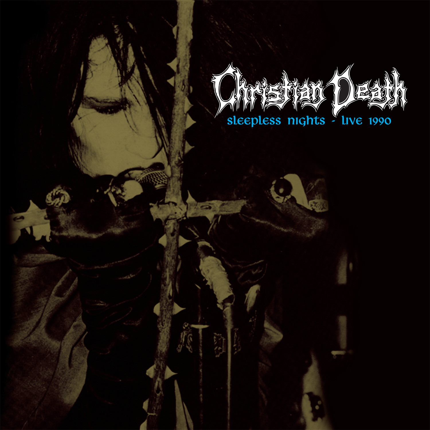 Christian Death - Sleepless Nights - Live 1990 (LP)