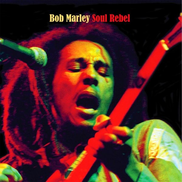 Bob Marley - Soul Rebel (LP)