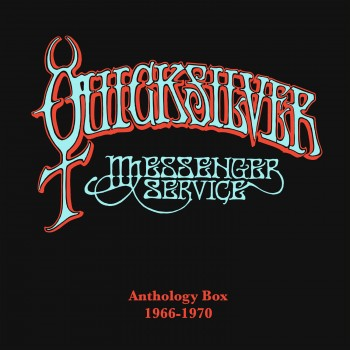 Quicksilver Messenger Service - Anthology Box 66' - 70' (CD+DVD)