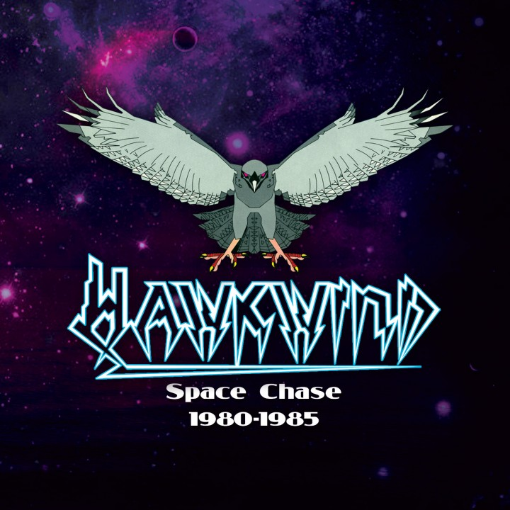 Hawkwind - Space Chase '80 - '85