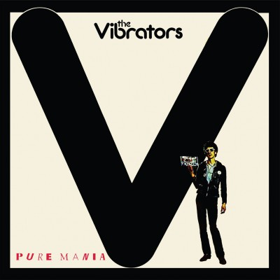 The Vibrators - Pure Mania (LP)
