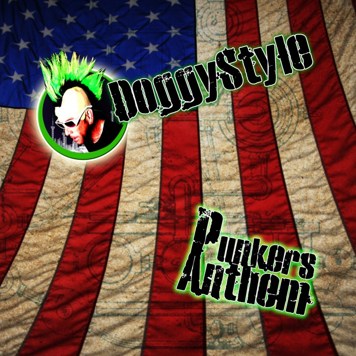 Doggy Style - Punkers Anthem (LP)