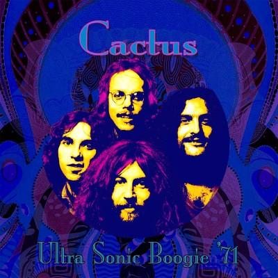 Cactus - Ultra Sonic Boogie 71' (LP)