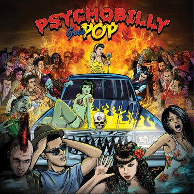 Psychobilly Goes Pop (LP)