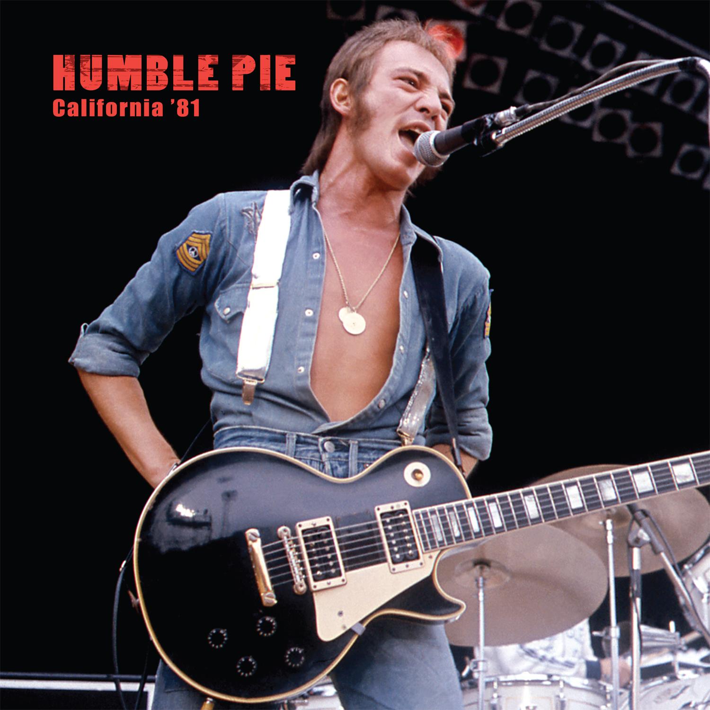 Humble Pie California 81 LP