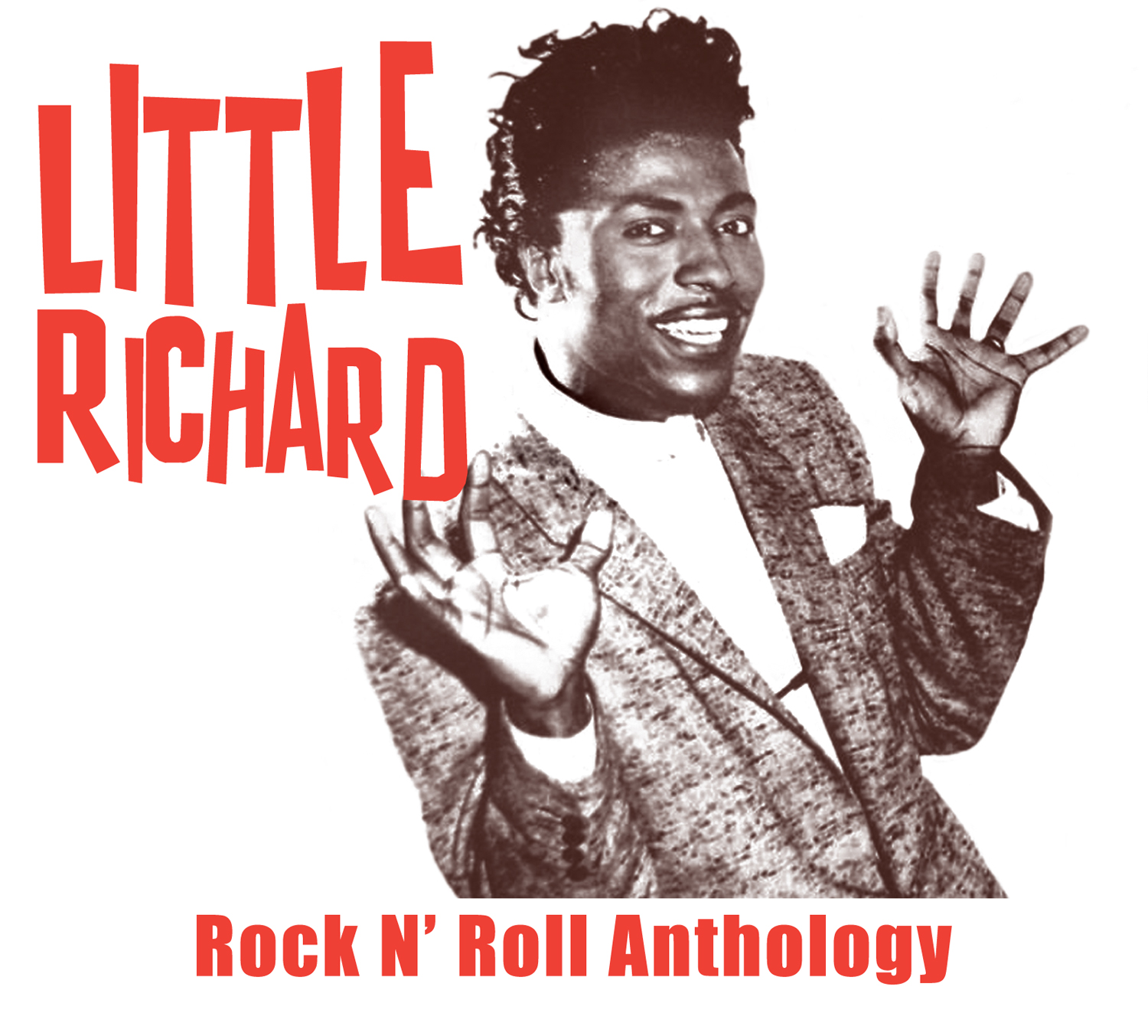 Little Richard Rock N' Roll Anthology