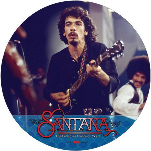 Santana - The Early San Francisco Years (LP)