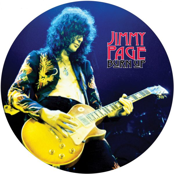 Jimmy Page - Burn Up (LP)