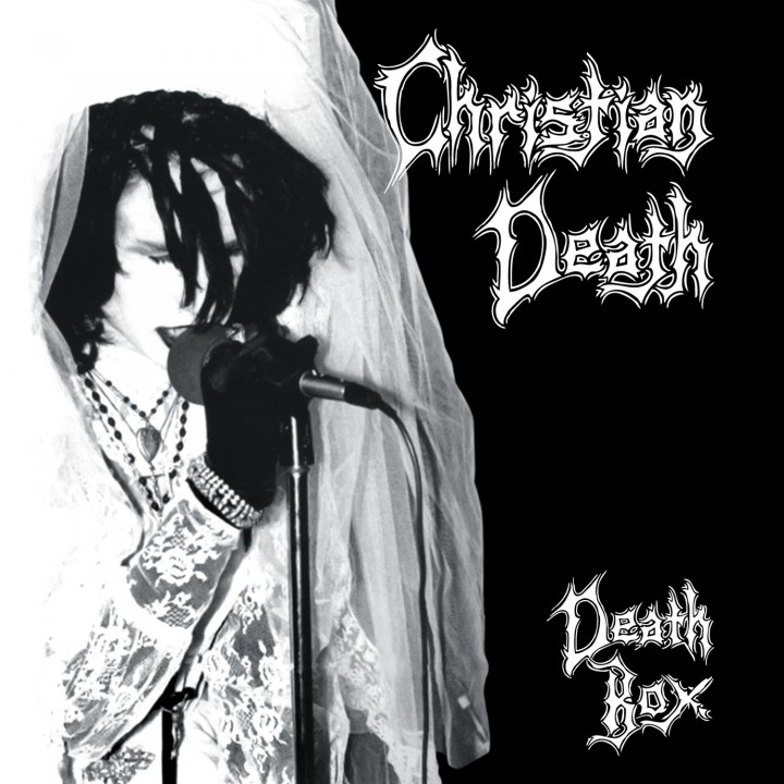 Christian Death - Death Box (CD+DVD)