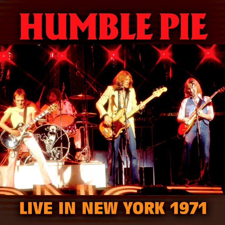 humble pie � live in new york 1971 cd � cleopatra
