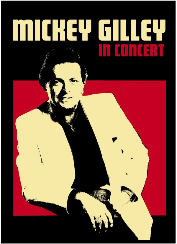 Mickey Gilley In Concert