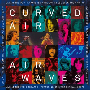 Curved Air - Air Waves - Live