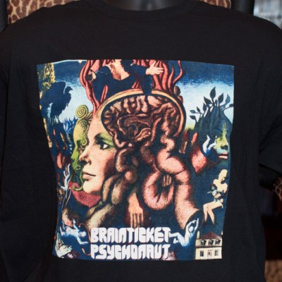 Brainticket - Psychonaut T-Shirt