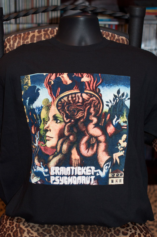Brainticket - Psychonaut T-Shirt