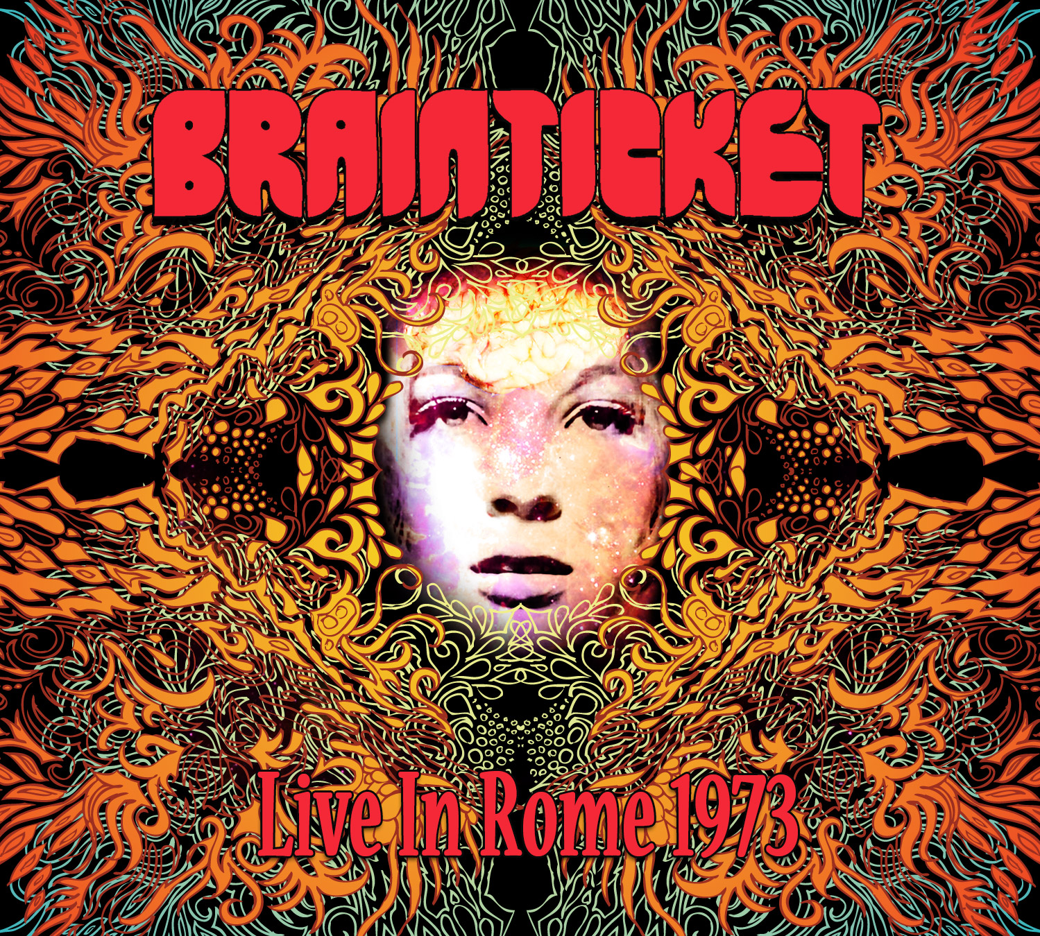 Brainticket - Live In Rome 1973 (LP)