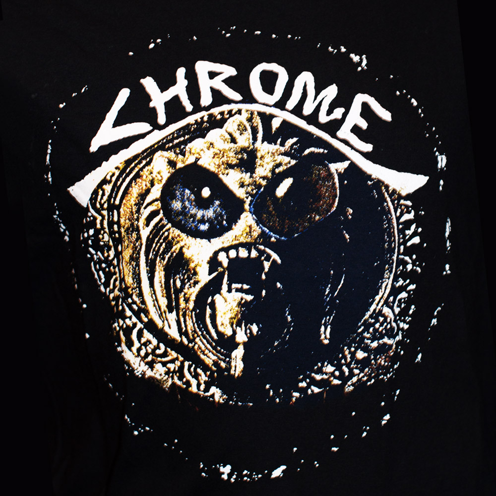 Chrome 3rd From The Sun Shirt Cleopatra Records Store